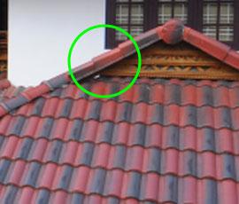 Roof Barge Tiles Amp Emergency Roof Repairs